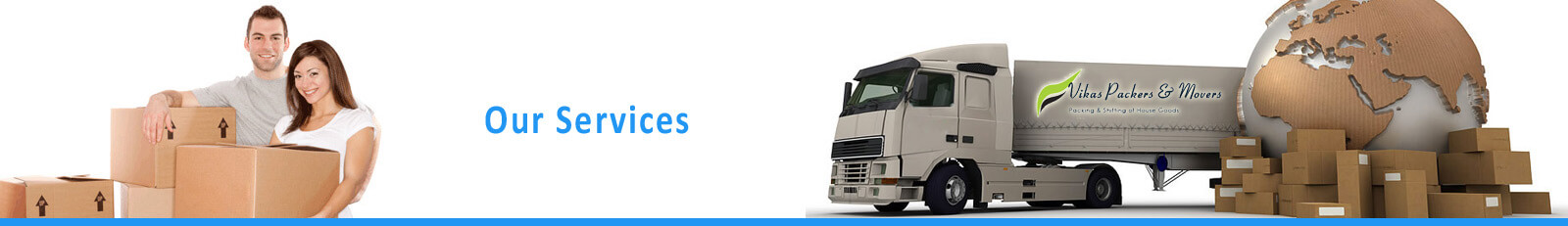 Vikas Packers and Movers Services Noida